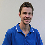 Ben Liddy, APA physiotherapist, Central Performance Running Centre Manager at Central Physio & Performance Fitness