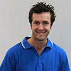 Kieran Doyle, APA Senior Physiotherapist at Central Physio & Performance Fitness