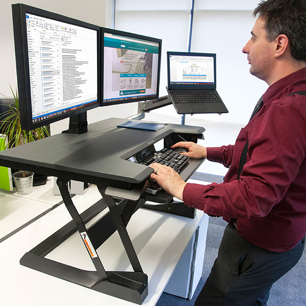 Sit Amp Stand Desks Central Physio Amp Performance Fitness