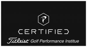 TPI Titelst Certified Golf Professional