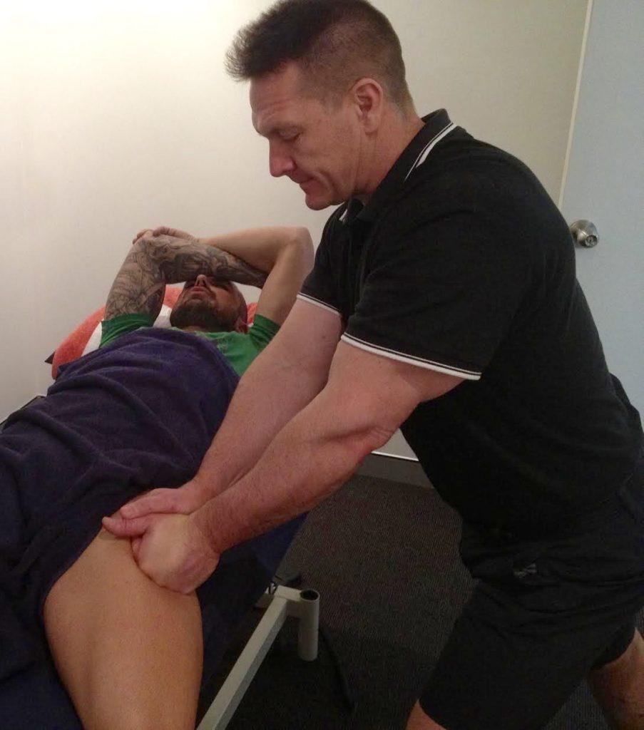 John Frick Massage