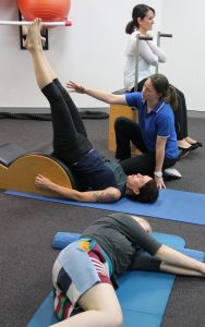 Clinical Pilates Studio Class