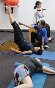 Clinical Pilates Studio Class