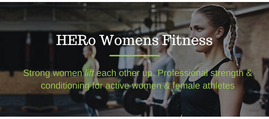 Women-only exercise and fitness class in Surry Hills, Sydney