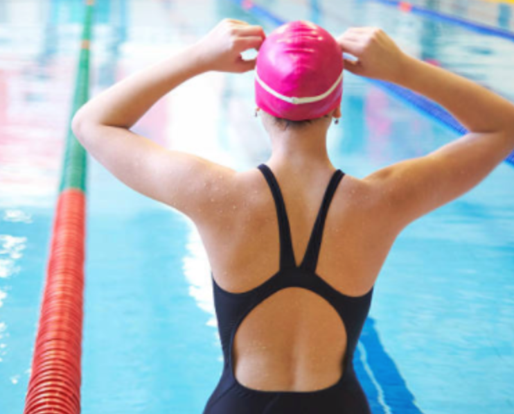 Swimmers shoulder pain
