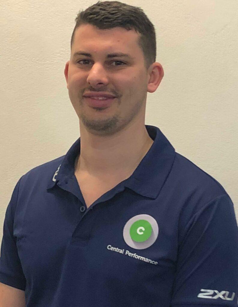 Ruben Caetano, Physiotherapist, Knee Program Manager